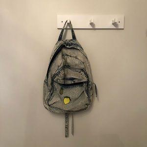 Acid Wash Backpack